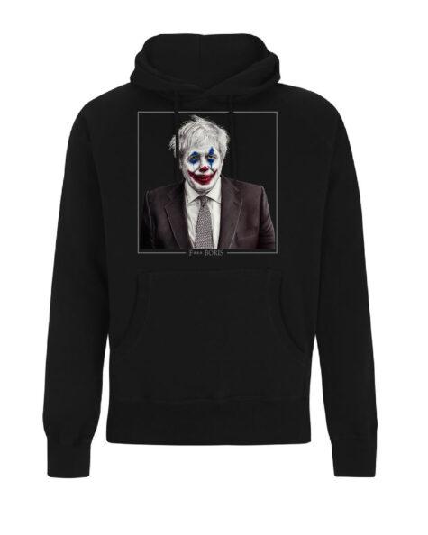F*** Boris Limited Edition hoodie - Black