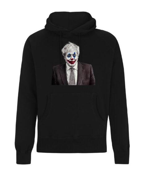 Joker Johnson Black Hoodie
