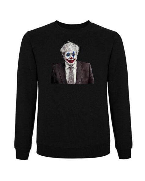 Joker Johnson Black Sweatshirt