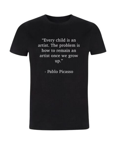 Pablo Picasso - black