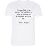 Pablo Picasso - white