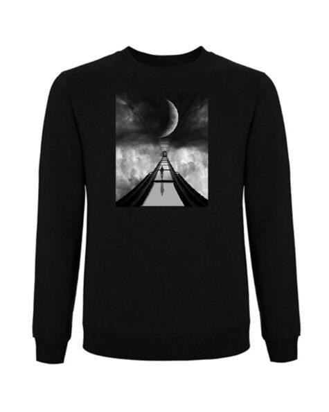 Black Skywalker Sweatshirt