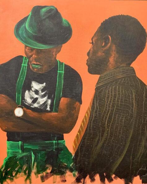 Black is Power by Nicholas Tettey Wayo